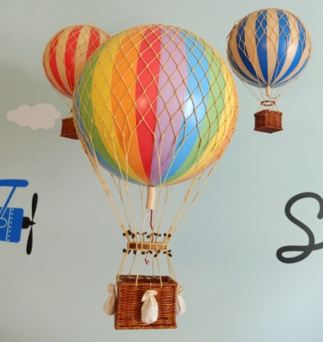 Nursery Hot Air Balloons